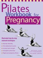 Pilates Workbook for Pregnancy
