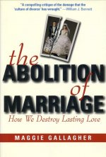 ABOLITION OF MARRIAGE