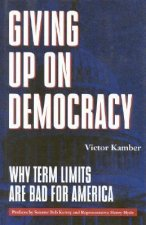 GIVING UP ON DEMOCRACY
