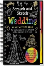 Scratch & Sketch Wedding