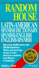 Random House Latin American Spanish Dictionary