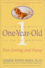 Your One Year Old