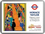 HORACE TAYLOR BRIGHTEST LONDON 100PIECE