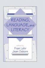 Reading, Language, and Literacy