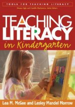 Teaching Literacy in Kindergarten