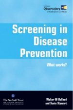 Screening in Disease Prevention