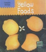 Read and Learn: Colours We Eat - Yellow Foods