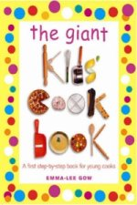 Giant Kids Cookbook