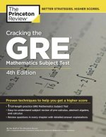 Cracking the GRE Mathematics Subject Test