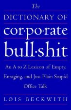 Dictionary Of Corporate Bullshit