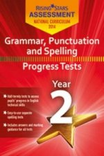 Rising Stars Assessment Grammar, Punctuation and Spelling Year 2