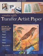 Create with Transfer Art Paper