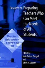 Research on Preparing Teachers Who Can Meet the Needs of All Students