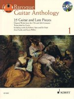 BAROQUE GUITAR ANTHOLOGY VOL1