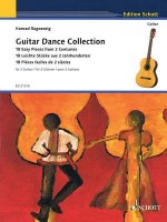 Guitar Dance Collection: 18 Easy Pieces from 2 Centuries - For 2 Guitars