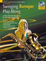 Swinging Baroque Play-along for Alto Saxophone