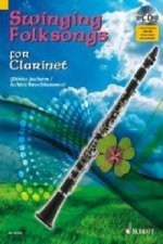 Swinging Folksongs for Clarinet
