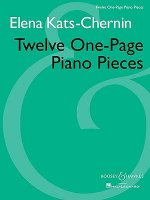 TWELVE ONEPAGE PIANO PIECES