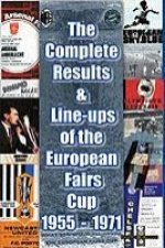 Complete Results and Line-ups of the European Fairs Cup 1955-1971