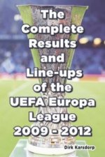 Complete Results & Line-ups of the UEFA Europa League 2009-2012