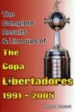 Complete Results & Line-ups of the Copa Libertadores 1991-2005