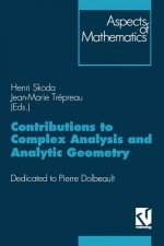 Contributions to Complex Analysis and Analytic Geometry