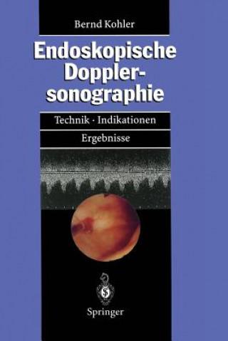 Endoskopische Dopplersonographie