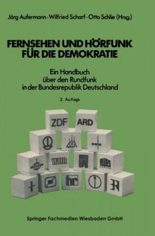 Fernsehen Und H rfunk F r Die Demokratie