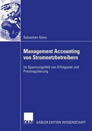 Management Accounting Von Stromnetzbetreibern