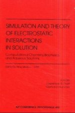 Simulation and Theory of Electrostatic Interactions in Solution