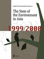 State of the Environment in Asia