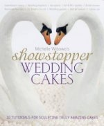 Michelle Wibowo's Showstopper Wedding Cakes