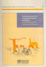 Training Manual for Community-Based Initiatives