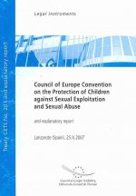 Council of Europe Convention on the Protection of Children Against Sexual Exploitation and Sexual Abuse