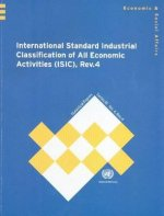 International Standard Industrial Classification of All Economic Activities (ISIC)