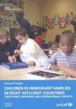 Children in Immigrant Families in Eight Affluent Countries