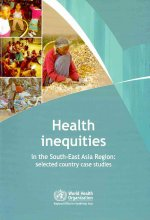Health Inequities in the South-East Asia Region