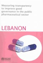 Measuring Transparency to Improve Good Governance in the Public Pharmaceutical Sector