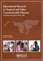 Operational Research in Tropical and Other Communicable Diseases