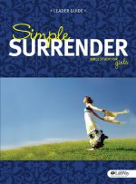SIMPLE SURRENDER LEADER BOOK PB