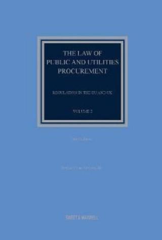 Law of Public and Utilities Procurement Volume 2