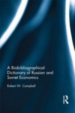 Bibliographical Dictionary of Russian and Soviet Economists