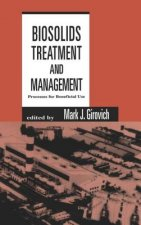 Biosolids Treatment and Management