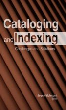 Cataloging and Indexing