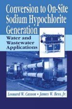 Conversion to on Site Sodium Hypochlorite Generation