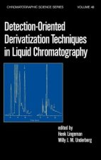 Detection-Oriented Derivatization Techniques in Liquid Chromatography