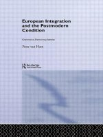 European Integration and the Postmodern Condition