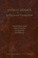 Expert's Reports in Corporate Transactions