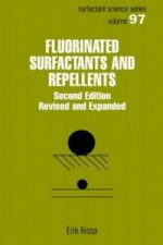 Fluorinated Surfactants and Repellents