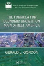 Formula for Economic Growth on Main Street America
